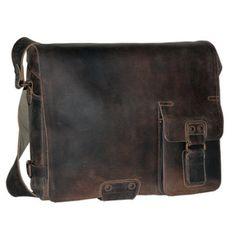 Aunts & Uncles Morris Hunter Collection Briefcase
