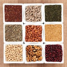 Clear up any confusion about complete proteins vs incomplete proteins and if you need to eat complimentary proteins (think beans and rice) together in the same meal