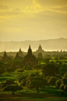 Land before Time - Bagan, Myanmar Bagan, Beautiful Sites, Beautiful World, The Places Youll Go, Places To See, Laos, Wonderful Places, Beautiful Places, Amazing Places