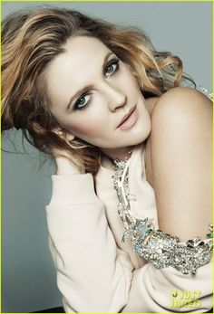 Drew Barrymore Covers 'Marie Claire' February 2014 | drew barrymore covers marie claire february 2014 01 - Photo #sopretty#beautiful #hollywood