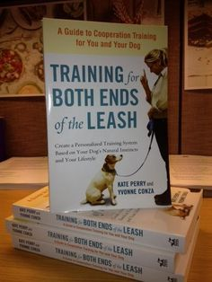 Training for Both Ends of the Leash by the inimitable @Kate Perry!