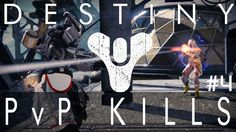 Part 4 of my dirtiest kills in Destiny's PvP mode the Crucible. These clips show mostly Titan kills but there are a couple of Hunter kills as well. Destiny Videos, Destiny Gif, Pvp