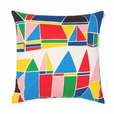 Marimekko Kortteli Throw Pillow - $48.00