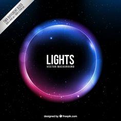 Light Vectors, Photos and PSD files Vector Background, Background Images, Vector Graphics, Vector Free, Circle Light, Neon, Ball Lights, Backgrounds Free, Design Trends