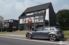 Audi RS3 Sportback 8V 6 Audi Rs3 Sportback, Audi A3, Custom Cars, Rings, Cars, Car Tuning, Ring, Pimped Out Cars, Modified Cars