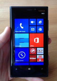 Nokia Lumia 920 B-Ware getestet! Nokia Lumia 920, Kicker, Blog, Games, Cards, Blogging, Gaming, Plays, Game