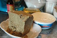 Torcik chałwowy – na mołdawskiej chałwie #Halva #Cake #chałwa #mołdawia #moldowa #przepis #ciasto