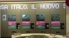 Interesting: Trainticketservice meets Digital Signage Touch Screen Technology, Digital Signage, Pop Up, Tourism, Ipad, Around The Worlds, Blue, World, Digital Signature