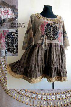 fef74fa3067 127 Best Plus Size Bohemian Fashion images
