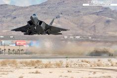 03-4054 / FF - Lockheed Martin F-22A Raptor - 1st FW, ACC, USAF