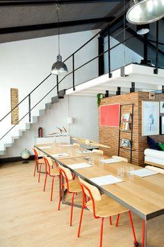 Casamitjana15 y 17: Estudio, Taller y loft para todos los públicos | La Bici Azul: Blog de decoración, tendencias, DIY, recetas y arte