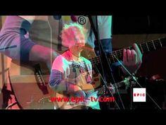 Ed Sheeran - All My Life (Nizlopi Cover) Recorded Live at Epic Studios Im Falling For You, Ed Sheeran, Genetics, Studios, Eyes, Live, Cat Eyes