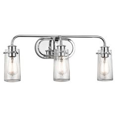 You'll love the Dunmore 3 Light Vanity Light at AllModern - With Great Deals on modern Lighting  products and Free Shipping on most stuff, even the big stuff.