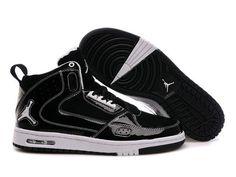 F4T6J088 authentique Nike Air Jordan 1 Retro Chaussures Hommes blancs noirs Chaussures, nike air jordan retro 1 pas cher