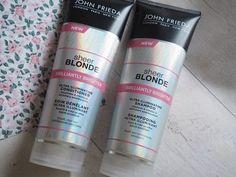 How I keep my blonde hair blonde
