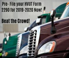 Best Online Tax Filing 2020.169 Best Truck Taxes Online Images In 2019 Trucks Tax