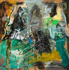 Per Kirkeby (Danish, b. 1938), Untitled, 1983–84. Oil and mixed...