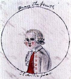 Henry IV, c.1790 by Cassandra Austen