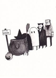 beware the autumn people