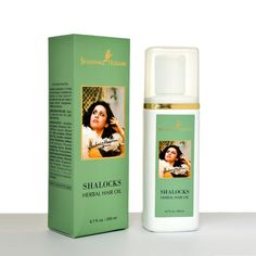 Shahnaz Husain Shalocks Herbal Ayurvedic Herbal Hair Oil Latest International Packaging (6.8 fl oz / 200 ml) >>> You can get additional details at the image link.