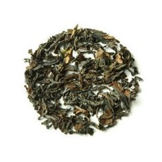 russian caravan tea - a blend of oolong, keemun, and lapsang souchong teas, all produced from Camellia sinensis[1] the Chinese tea plant.