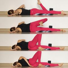 Image result for restorative yoga for neck and shoulders