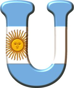 Argentina Country, Argentina Culture, Alphabet Style, English Letter, Printable Banner, Letters And Numbers, South America, Minions, 1