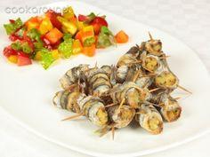 Acciughe farcite alla semplice: Ricetta Tipica Puglia | Cookaround