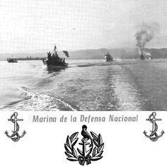 Historia Militar de Guatemala: Recortes históricos de la Marina de la Defensa Nacional de Guatemala (1965)