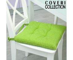 www.sconticasa.it  Cuscino denim  Marcato Coveri Collection  Colore Verde Acido  Misure Lunghezza 40cm Larghezza 40cm