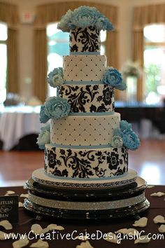 CAITLIN by Creative Cake Designs (Christina), via Flickr