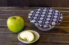 Make reusable fabric bowl covers >> http://www.diynetwork.com/made-and-remade/make-it/reusable-fabric-bowl-covers?soc=pinterest
