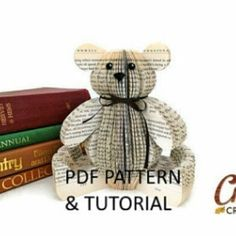 ow available PDF pattern and tutorial instant download. Available in my Etsy shop https://www.etsy.com/uk/listing/476428679/pdf-tutorial-