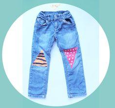 b77b4843c Kids Denim Jeans Toddler Trousers Pants with by minimagpielondon, £13.00 Trouser  Pants, Denim
