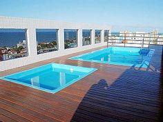 Apartamento de Luxo na praia de Manaíra com vista para o mar