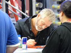 "Actor Stephen Lang (""Avatar"" ""Terra Nova"") Stephen Lang, Im Grateful, Willie Nelson, San Diego Comic Con, Avatar, Pop Culture, Nova, Tv Shows, Actors"