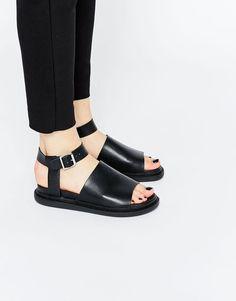 ASOS+FRIDAY+IM+IN+LOVE+Flatform+Sandals
