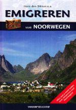 Emigreren naar noorwegen, Een onmisbaar boek voor iedereen die met de gedachte speelt om te emigreren naar Noorwegen.   Schrijver Hans den Dikken is zelf ex-emigrant en beschreef al eerder zijn belevenissen in Noorwegen in het boek Typisch Nedernoors.