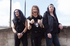 "Anvil release new video!   Canadian Metal icons ANVIL realease a new video for the song ""Eat Your Words"" out of  their latest album ""Hope In Hell"":   http://on.fb.me/1hDiwrS"