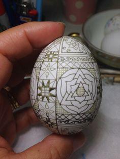 Carved Eggs, Easter Egg Designs, Vernal Equinox, Ukrainian Easter Eggs, Egg Art, Egg Decorating, Geometric Designs, Diy And Crafts, Carving