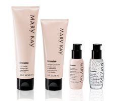 I have been using Mary Kay for nearly 10 years and I love it!!