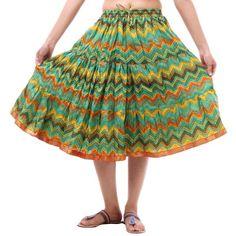 Buy Short Skirt Online from Mirraw.com