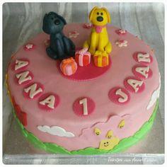 #birthday #verjaardag #taart #woezelenpip