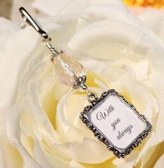 Who Small Picture Frames, Wedding People, Bouquet Charms, Photo Charms, Star Wedding, Memorable Gifts, Bride Gifts, Thoughtful Gifts, Bridesmaid Gifts