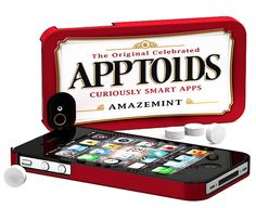 Apptoids iPhone 4S Case by Photo Giddy, via Flickr