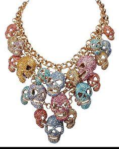 Omg love this necklace #jewelry #jewelrydesigner #jewellerydesign #jewelryoftheday #jewellery