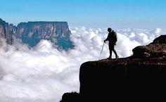 100 lugares mais bonitos do mundo para visitar!  Monte Roraima, Brasil