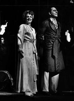 Mandy Patinkin as Evita + Patti LuPone as Che   Vintage Broadway   Patti lupone, Broadway lyrics ...