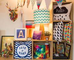 2ª Mostra Tag Decohouse - almofadas legais - almofadas estampadas - almofadas coloridas - decor