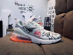 Sneakers Fashion, Sneakers Nike, Air Max 270, Nike Air Max, Kicks, Abs, Adidas, Shoes, Slippers